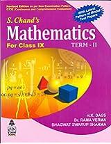 Mathematics for Class IX Term II