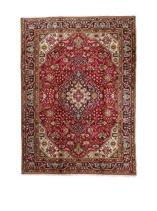 RugSense Alfombra Persian Tabriz Rojo/Azul/Multicolor 302 x 200 cm