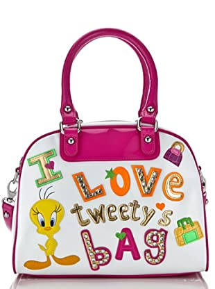 Looney Tunes Bauletto Lovely fucsia