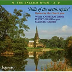 English Hymn V.3 Hills of the North Rejoice. Hymns