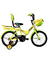 BSA Champ Rocky Junior 16 Inch (Yellow Green)