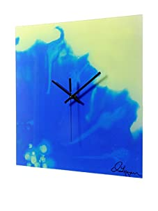HangTime Morning Glory Wall Clock