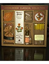 Sandal Classic Collection Aroma Gift Set