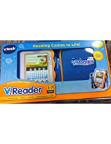 VTech VReader Animated E-Book System with Storage Tote