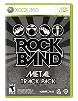 Rock Band: Metal Track Pack (Xbox 360)
