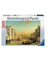 Ravensburger 170357 3000 pieces Puzzle- Grand Canal in Venice