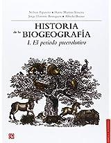 Historia de la biogeografia, I. El periodo preevolutivo
