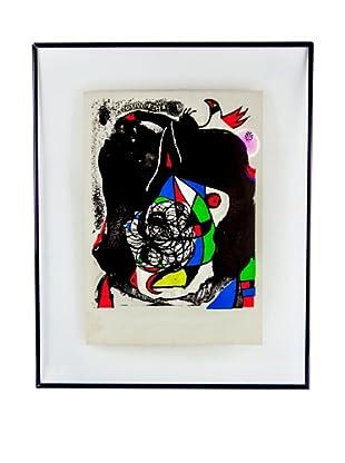 Joan Miró: Revolution II