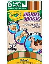 Crayola Model Magic Single Packs Naturals