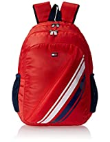 Tommy Hilfiger Preston Red Children's Backpack (TH/BTS04PTN)