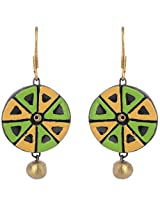 Scorched Earth Terracotta Everyday wear Earrings for Women
