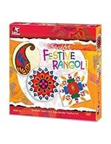 ToyKraft Sand Art Festive Rangoli