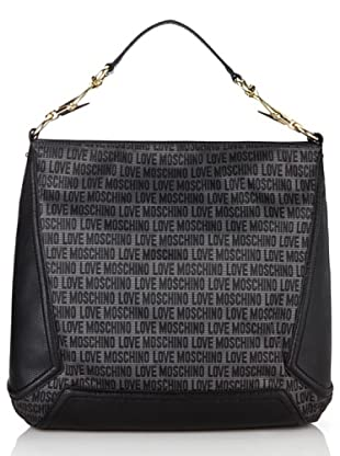 Love Moschino Borsa antracite/nero
