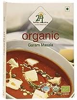 24 Mantra Organic Garam Masala, 50g