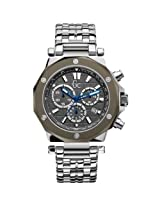 GC Grey Dial Chronograph Men's Stainless Steel Watch X72009G5S