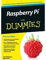 Raspberry Pi fr Dummies (Für Dummies)
