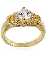 Shaze Ring for Women (Gold) (EMPRESS RING GOLD 7195)