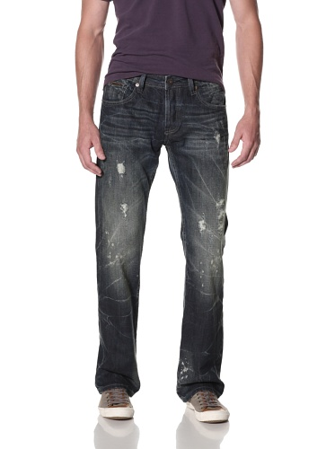 Cult of Individuality Men's Hagen Relaxed Jeans (Zephyr)