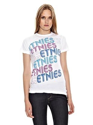 Etnies Camiseta Dominate (Blanco)