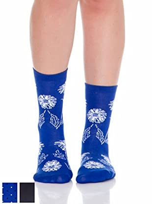 Tulchan Pack Calcetines Blue (azul marino royal)