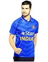 Mor Sporting India Cricket Jersey (XXXL/46)
