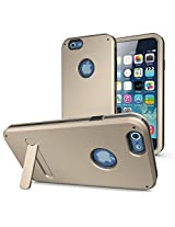 KAYSCASE Kickbox Multi-Layer Heavy Duty Cover Case for Apple iPhone 6 - Gold