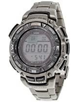 Casio Outdoor Digital Black Dial Men's Watch - PRG-240T-7DR (SL49)