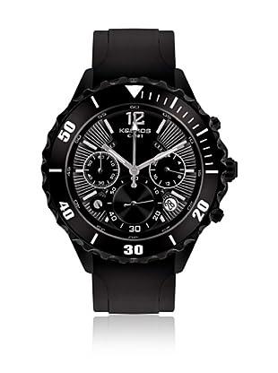 K&BROS Reloj 9174 (Negro)