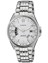 Citizen Eco-Drive Analog White Dial Men's Watch - CB0011-51A