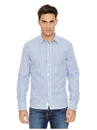 Pepe Jeans London Camisa Thornton (Azul)