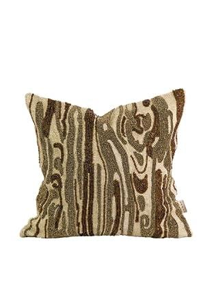 Lavitra Hand-Beaded Pillow