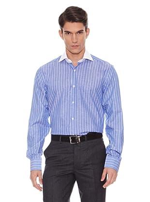 Hackett Camisa Sport (Azul)