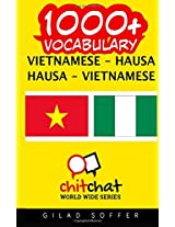 1000+ Vietnamese - Hausa Hausa - Vietnamese Vocabulary