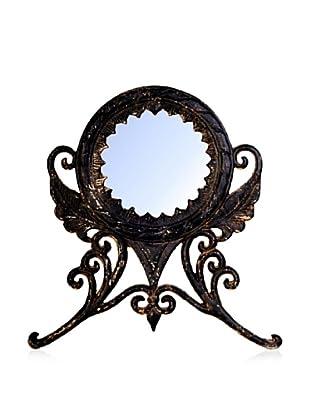 Tabletop Mirror (Black)