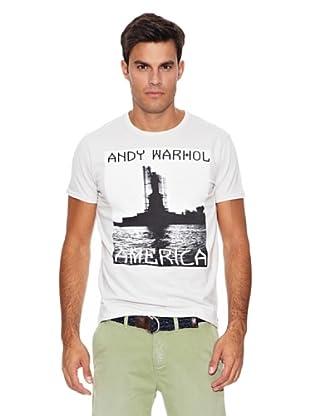 Pepe Jeans London Camiseta America (Crudo)