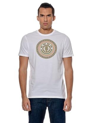 Element Camiseta Rasta Seal (Blanco)