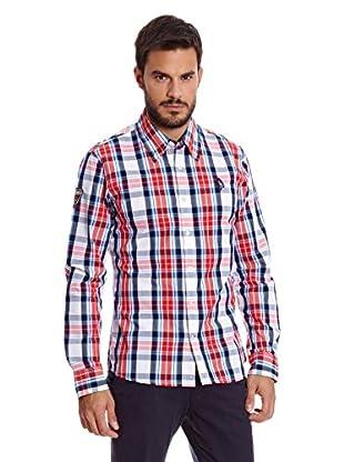 Paul Stragas Camisa Hombre Mark (Coral)