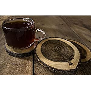 Chanchal Wooden Coasters (Set of 2)