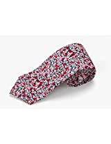 Chasquido Men's Tie (Red_Free Size)