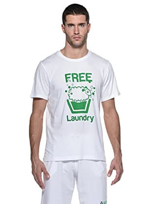 Freddy Camiseta Academy (Blanco)