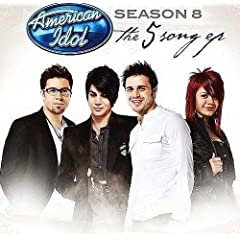 AMERICAN IDOL SEASON 8 - THE 5 SONG EP (LTD) [Limited Edition]