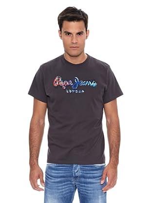 Pepe Jeans London Camiseta Raff (Marrón)