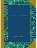 Hippocratis Aphorismi