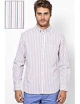 Multi Striped Casual Shirt