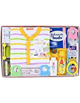 Love Baby Gift Set - Priya Gold
