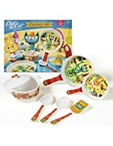 Educational Insights Chet The Cat and Friends Cooking Set