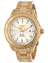 "Invicta Men's 2306 ""Pro-Diver Collection"" 23k Gold-Plated Dive Watch"