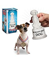 Accoutrements Worlds Best Dog Trophy