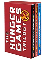 The Hunger Games Trilogy Boxset (Paperback Classic Collection)