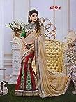 Designer Exclusive Lahenga Saree -